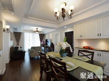 公寓→唐丰苑三室户美式风格