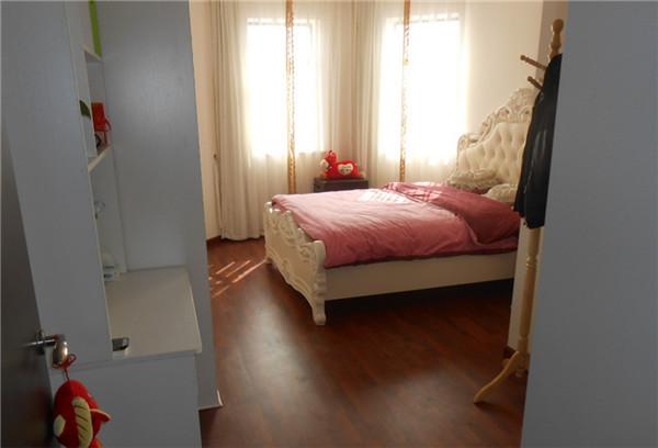 简约 田园 白领 卧室图片来自湖南名匠装饰在海洋半岛 四室两厅的分享