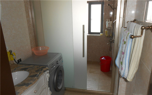简约 田园 白领 卫生间图片来自湖南名匠装饰在海洋半岛 四室两厅的分享