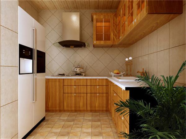 田园 简约 混搭 白领 二居 厨房图片来自湖南名匠装饰在高信向日葵广场-两室-田园风格的分享