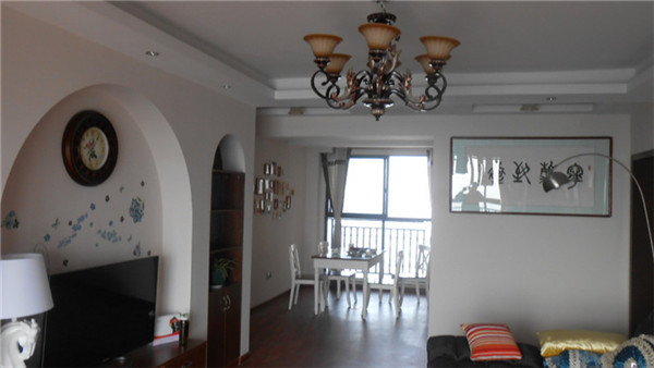 简约 田园 白领 餐厅图片来自湖南名匠装饰在海洋半岛 四室两厅的分享