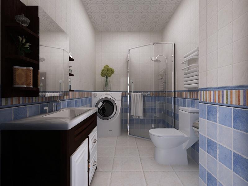 二居 小资 旧房改造 收纳 白领 现代简约 卫生间图片来自小二宝子在哈尔滨实创7万装红星嘉园现代的分享