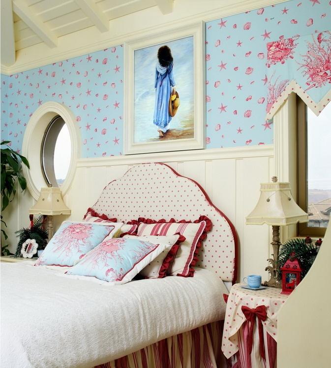田园 混搭 三居 童话 沪上名家 卧室图片来自沪上名家装饰在田园的童话世界的分享