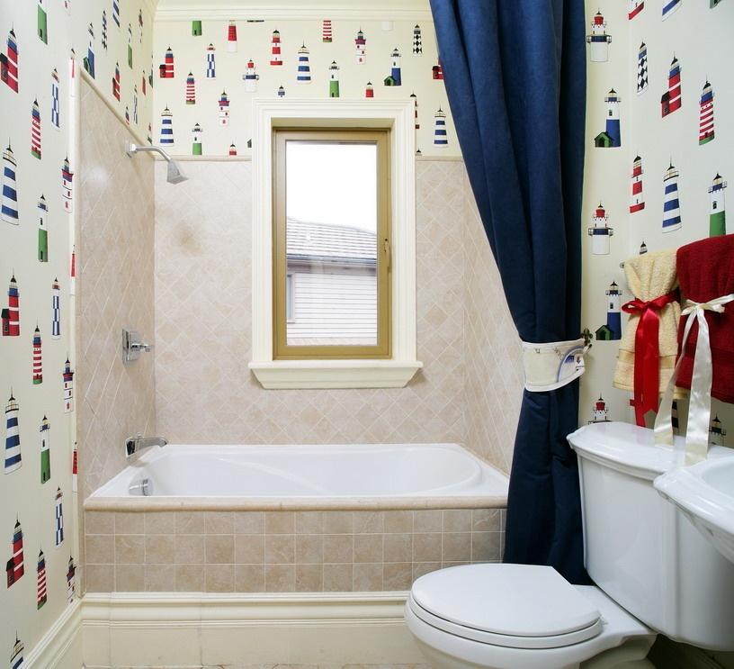 田园 混搭 三居 童话 沪上名家 卫生间图片来自沪上名家装饰在田园的童话世界的分享