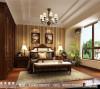 光华逸家卧室细节效果图----高度国际装饰设计