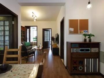 71㎡古色古香两室,老干部的家
