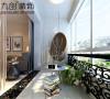 府园东居111㎡ 现代简约设计
