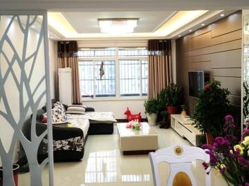 《白色恋人》扬州115平现代风格