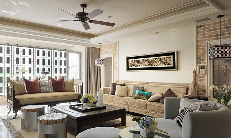 三居 旧房改造 白领 收纳 现代 客厅图片来自二十四城装饰重庆分公司在城市之光的分享