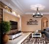 中天花园四居室现代简美风格案例