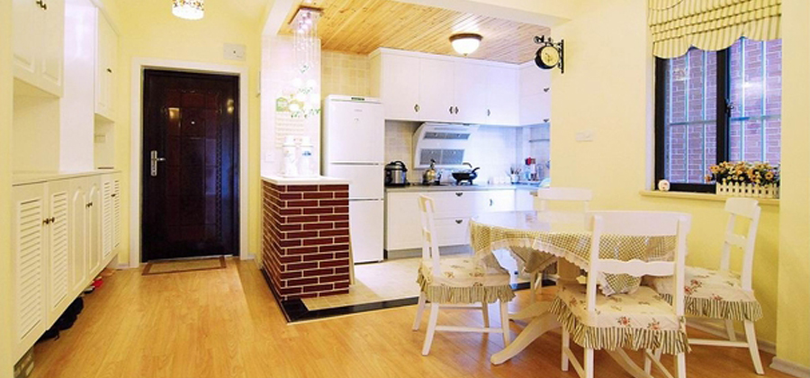 田园 二居 收纳 80后 厨房图片来自二十四城装饰重庆分公司在春风与湖的分享