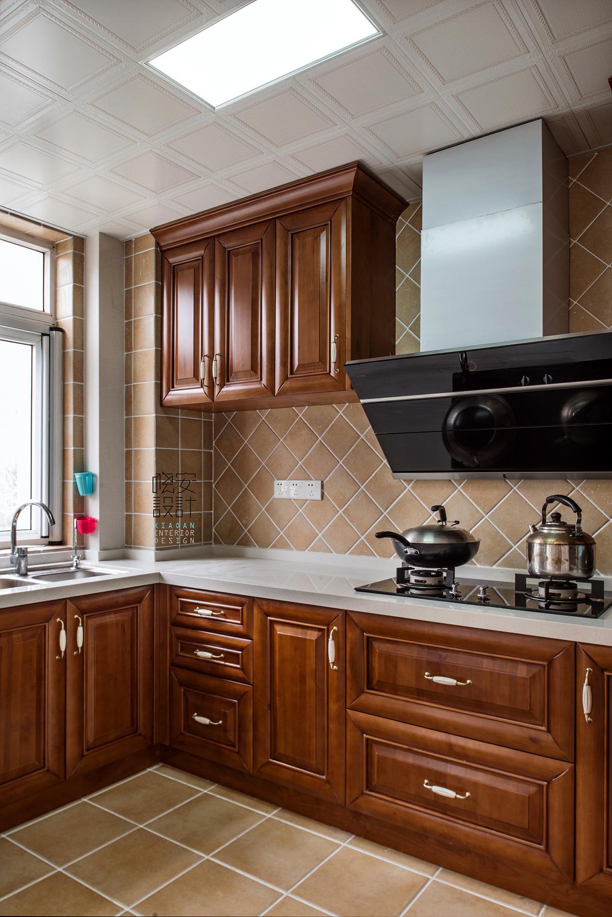 80后 小资 厨房图片来自周晓安在今日家园-现代美式的分享