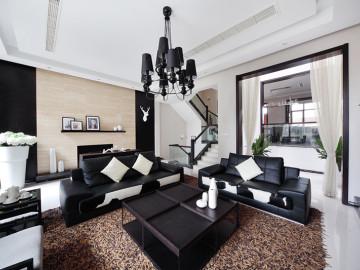 现代风别墅·给追求品质的精英
