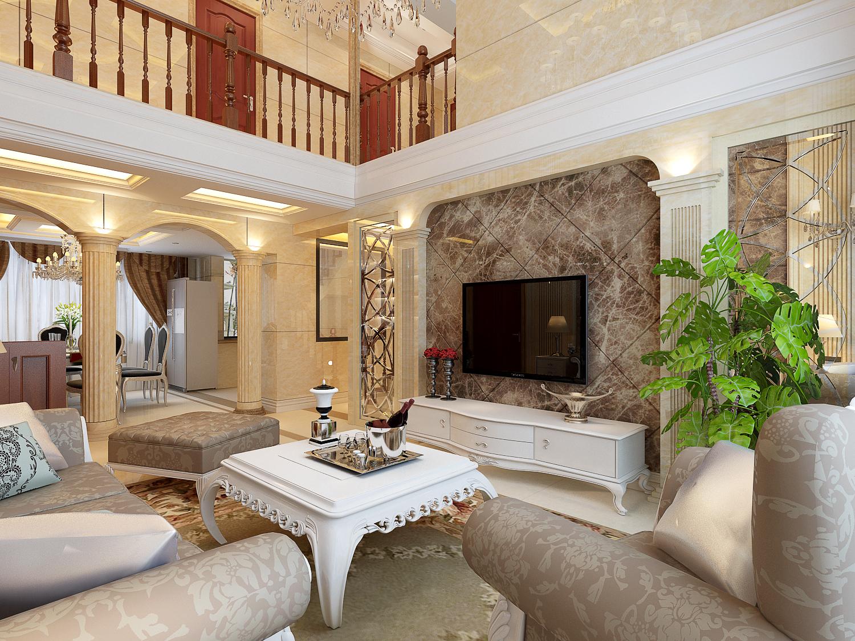 欧式 别墅 小资 80后 客厅图片来自我以为傻子不会悲伤在看   欧式风格  你喜欢吗?的分享
