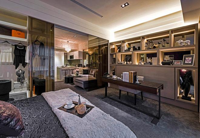 其他图片来自一号家居网成都站在60平梦想小豪宅的分享