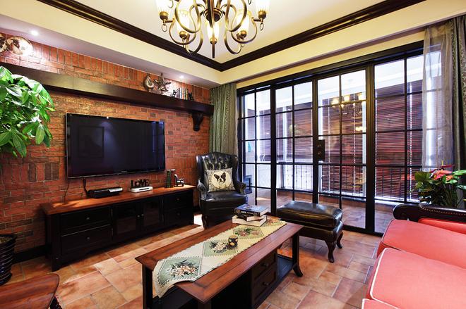 三居 白领 80后 客厅图片来自一号家居网成都站在皇冠国际105中式复古雅居的分享