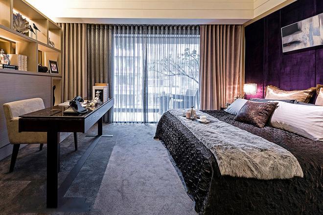 卧室图片来自一号家居网成都站在60平梦想小豪宅的分享