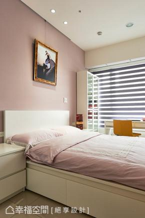三居 北欧 欧式 简约 收纳 小资 儿童房图片来自幸福空间在112平清新漾彩 北欧风的平价时尚的分享