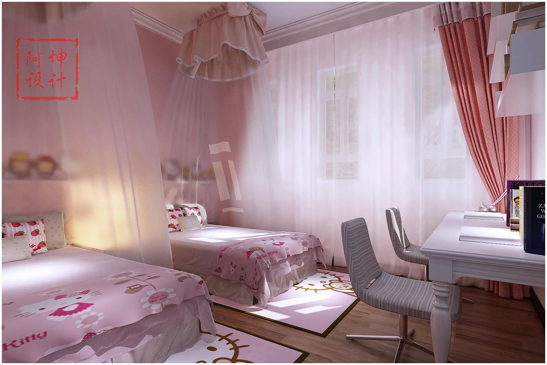 诺沙湾别墅 青岛实创 实创装饰 青岛装修 卧室图片来自实创装饰集团青岛公司在诺沙湾别墅的分享