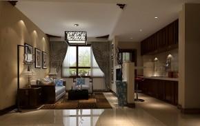 简约 田园 二居 白领 收纳 小资 中式 厨房图片来自北京高度国际---小吴在八家佳苑93㎡新中式公寓的分享