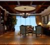 美式风格-金地中央世家460平别墅