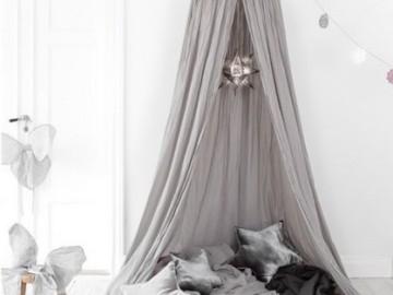 房间里的小帐篷