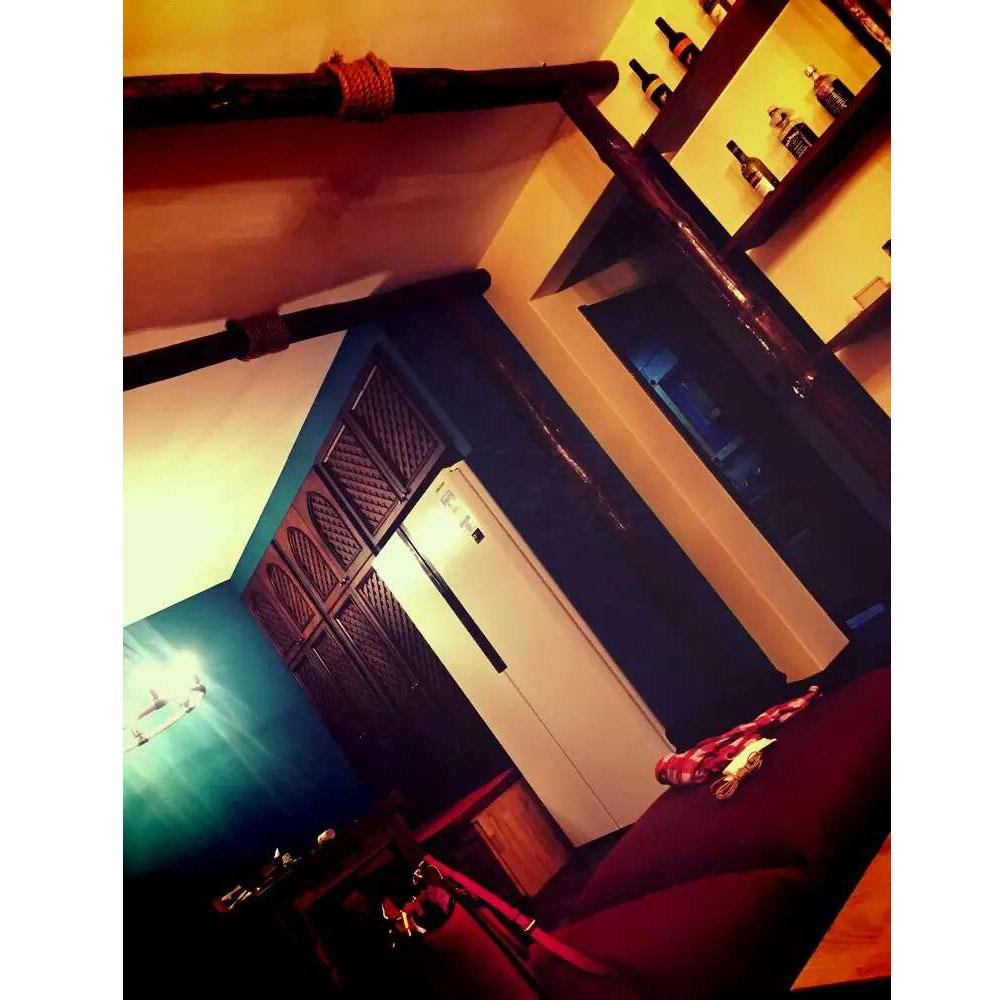 三居 白领 80后 小资 餐厅图片来自Edwardlijie在时丰南亚风的分享