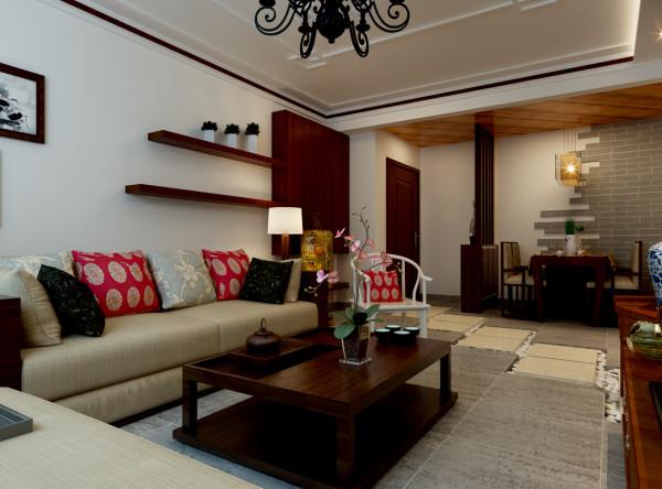客厅沙发墙设计效果展示,如何位置鞋柜隔断设计