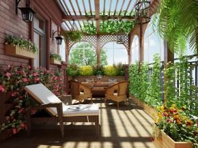 别墅 别墅设计 别墅装修 新古典 红橡墅 阳台图片来自别墅装修设计--Hy在北辰红橡墅--新古典奢华风的分享