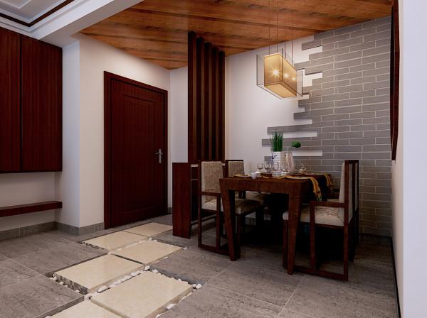 餐厅位置设计效果图展示