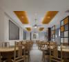 现代风食堂·让用餐变得更愉快