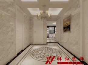 新古典 欧式 80后 白领 玄关图片来自贵阳祥和装饰在【会展城】A9-1-25的分享