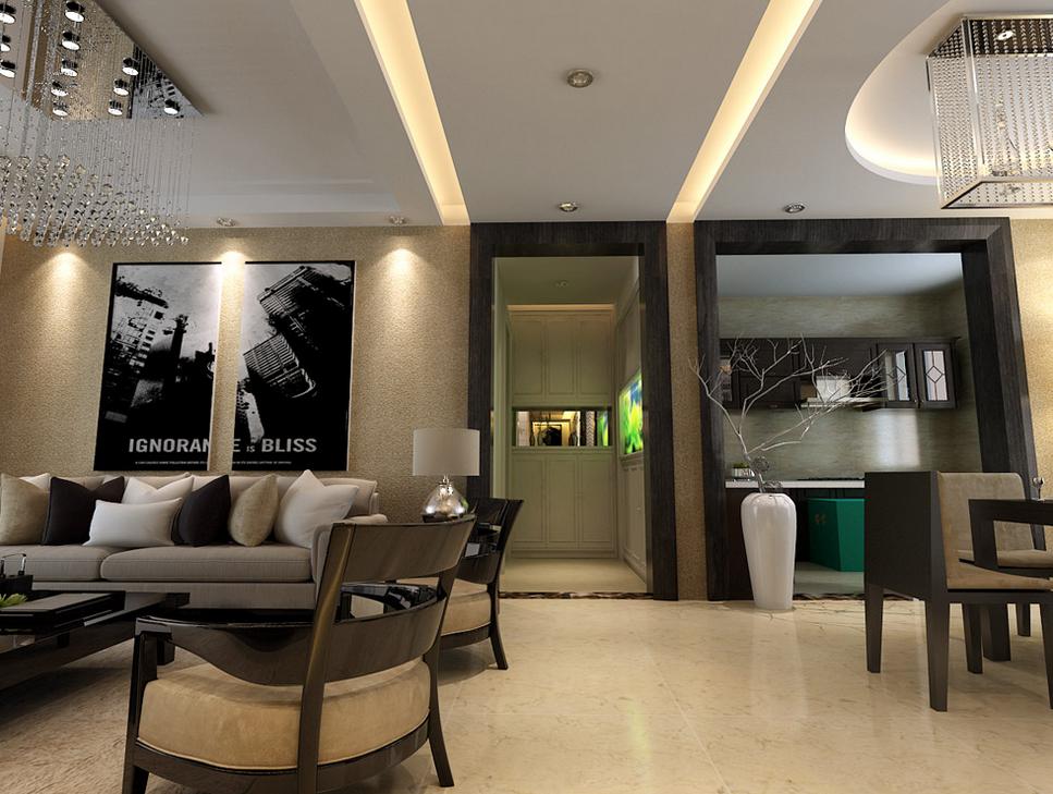 现代 保利紫薇郡 城市人家 客厅图片来自贵州城市人家装饰在130m²现代风格(保利紫薇郡)的分享
