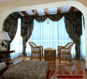 混搭 新古典 80后 白领 阳台图片来自贵阳祥和装饰在【美的林城】48-11的分享