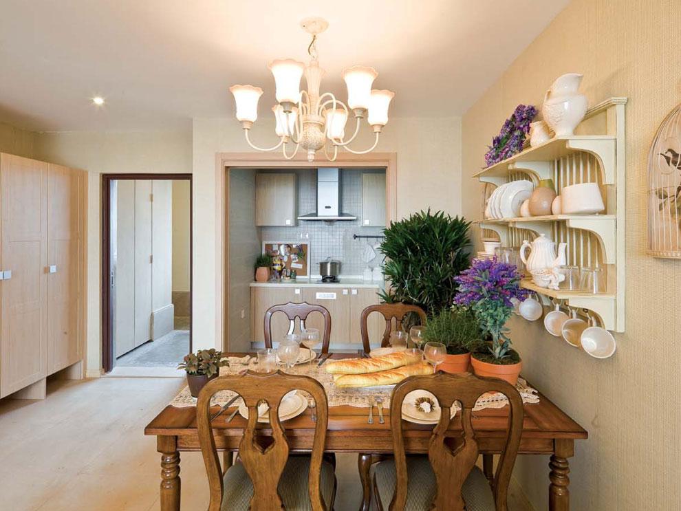 简约 欧式 厨房图片来自贵州城市人家装饰在150m²简欧风格(中铁逸都国际)的分享
