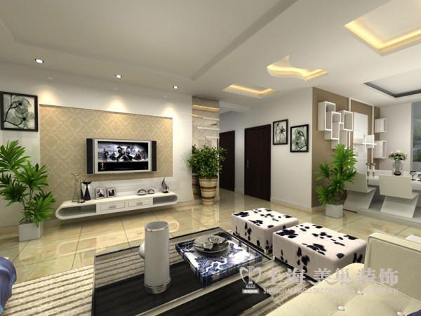 郑州阳光新城装修效果图赏析现代简约风格设计案例
