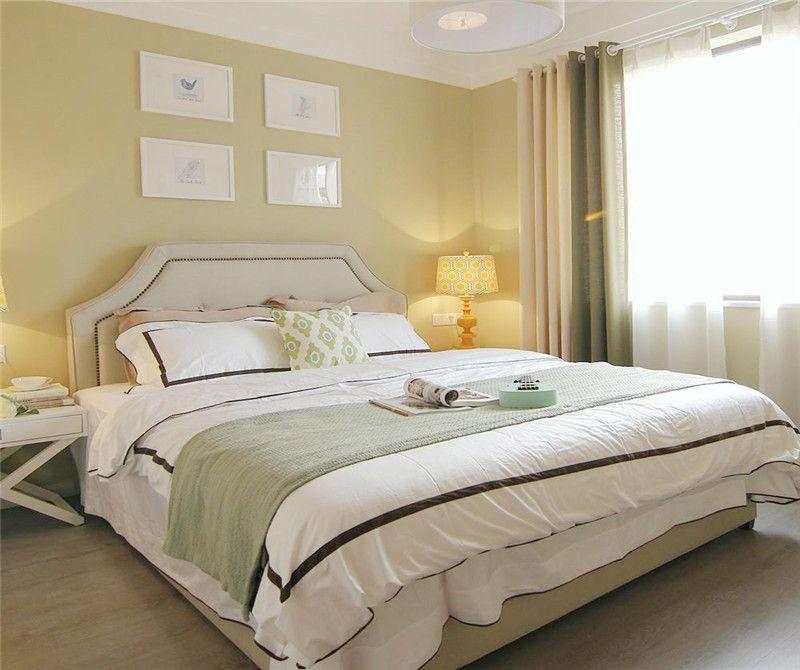 三居 现代 卧室图片来自成都幸福魔方装饰公司在金地金沙府邸120㎡现代简约的分享