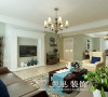 开封家属院二手房改造170平五室两厅装修美式效果图
