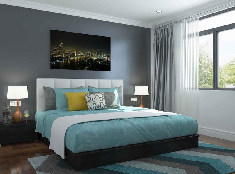 卧室图片来自今朝装饰张智慧在艺术与实用不谋而合的分享
