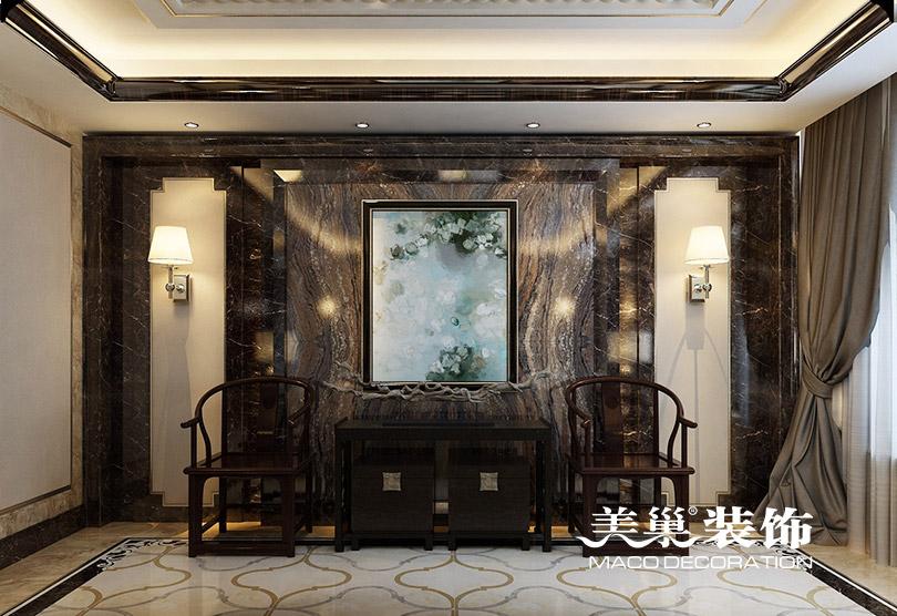 简约 港式装修 其他图片来自河南美巢装饰在银河丹堤280平五室装修效果图的分享