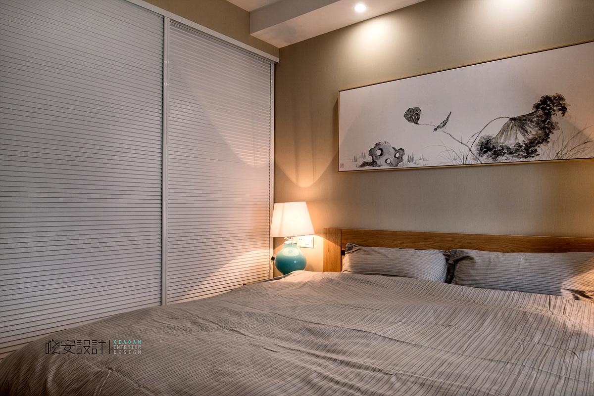 小资 80后 白领 卧室图片来自周晓安在橡树湾的分享