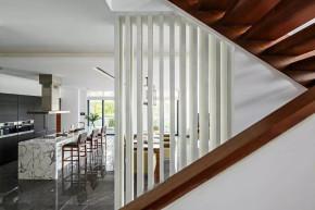 简约 中式 别墅 白领 金隅翡丽 蓝爵堡 厨房图片来自一道伍禾装饰设计师杨洋在时尚雅居的生活态度-蓝爵堡的分享