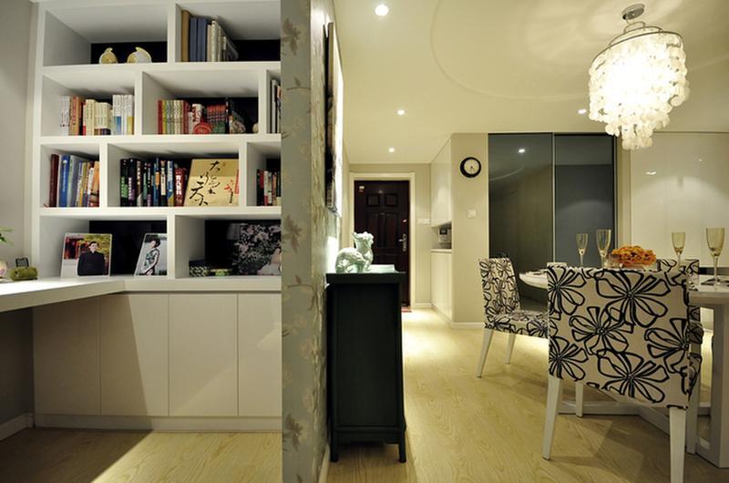 欧式 客厅图片来自今朝装饰张智慧在雅致浪漫欧式两居的分享