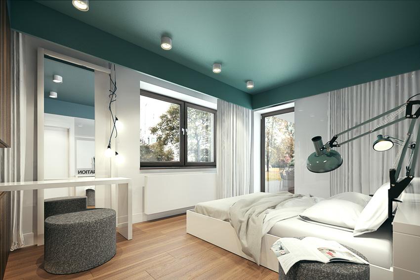 卧室图片来自2212544651x在柠檬树装饰现代摩登公寓的分享