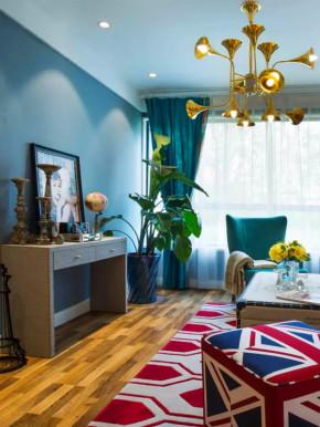 混搭 宜家 三居 收纳 白领 旧房改造 小资 客厅 客厅图片来自沙漠雪雨在70平米时尚宜家女王的公寓的分享