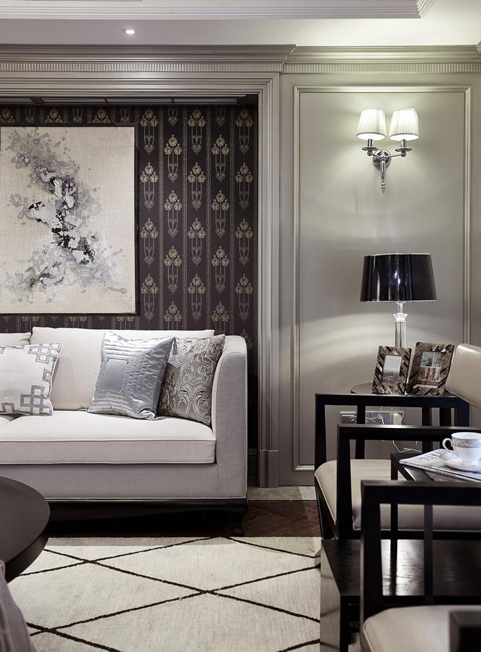 白领 简约 客厅图片来自一号家居网成都站在台式—古典,不一样的味道的分享
