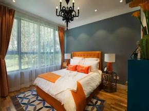 混搭 宜家 三居 收纳 白领 旧房改造 小资 客厅 卧室图片来自沙漠雪雨在70平米时尚宜家女王的公寓的分享