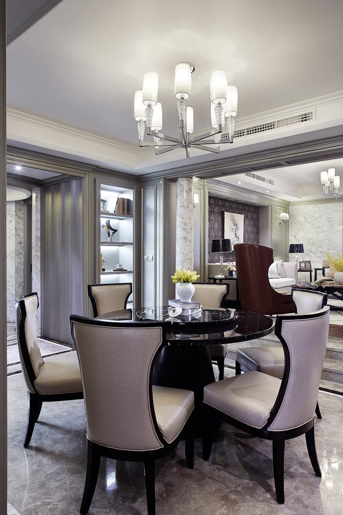 白领 简约 餐厅图片来自一号家居网成都站在台式—古典,不一样的味道的分享