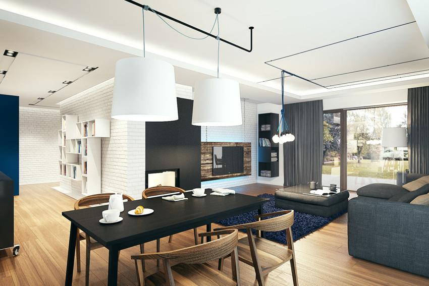 餐厅图片来自2212544651x在柠檬树装饰现代摩登公寓的分享