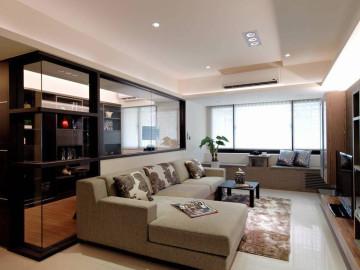 老房2室2厅69平米现代风格